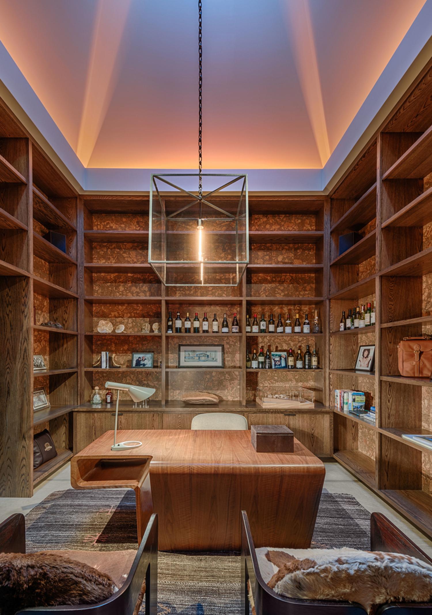 Lot 403_Office_LED Lighting_Builtin Shelving.jpg