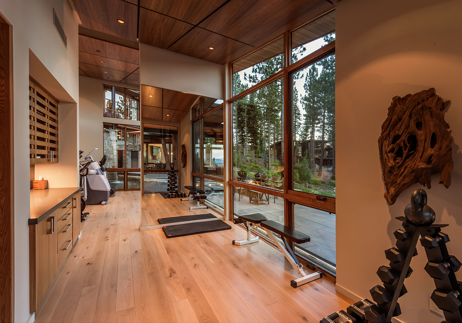 Lot 595_Gym_Wood Floor_Windows_Mirrors_Wood Ceilings.jpg
