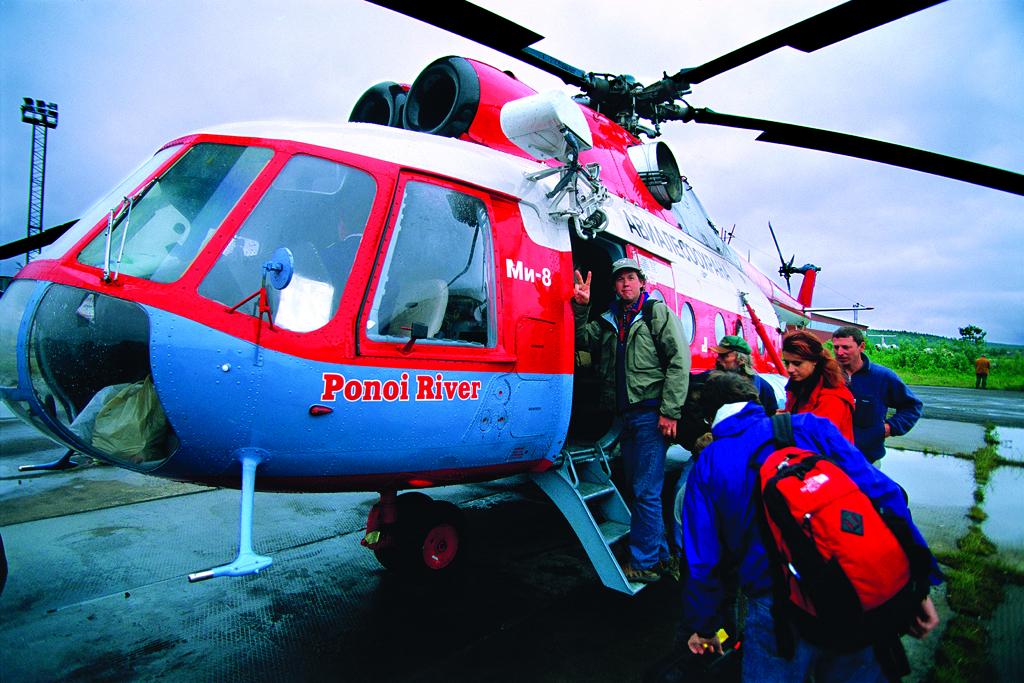 Leaving Murmansk for the Kola Peninsula