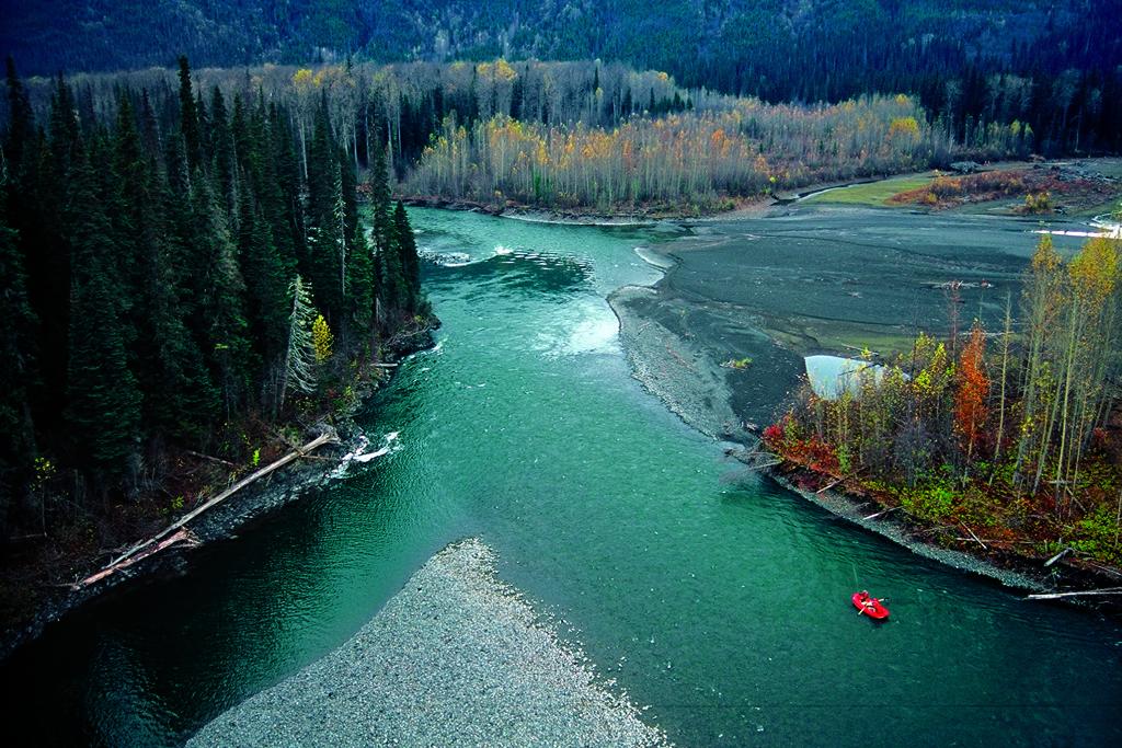 Nass River, British Columbia