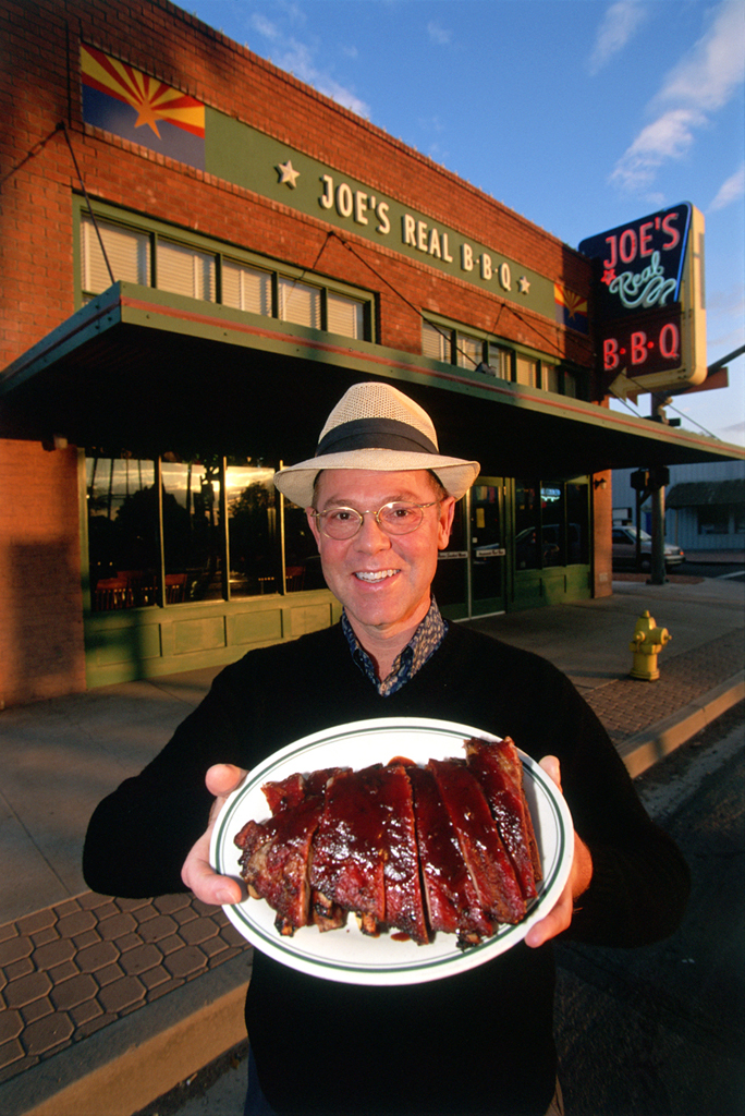 Joe Johnston | Joe's Real Barbecue | Gilbert, Arizona