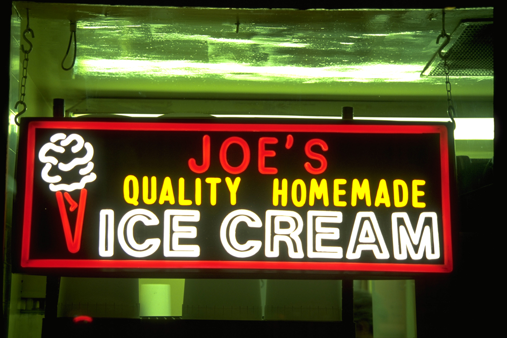 Joe's Ice Cream