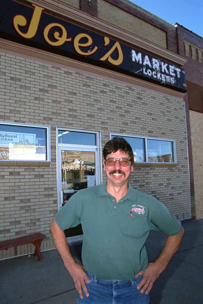 Joe Kowalski | Joe's Market | Loup City, Nebraska