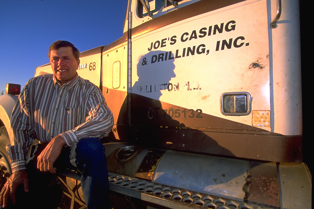 Joe Hughes | Joe's Casing & Drilling, Inc | Williston, North Dakota