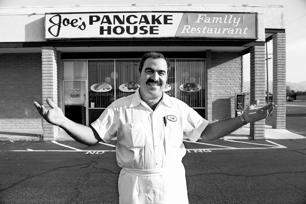 Joe's Pancake House | Tucson, Arizona