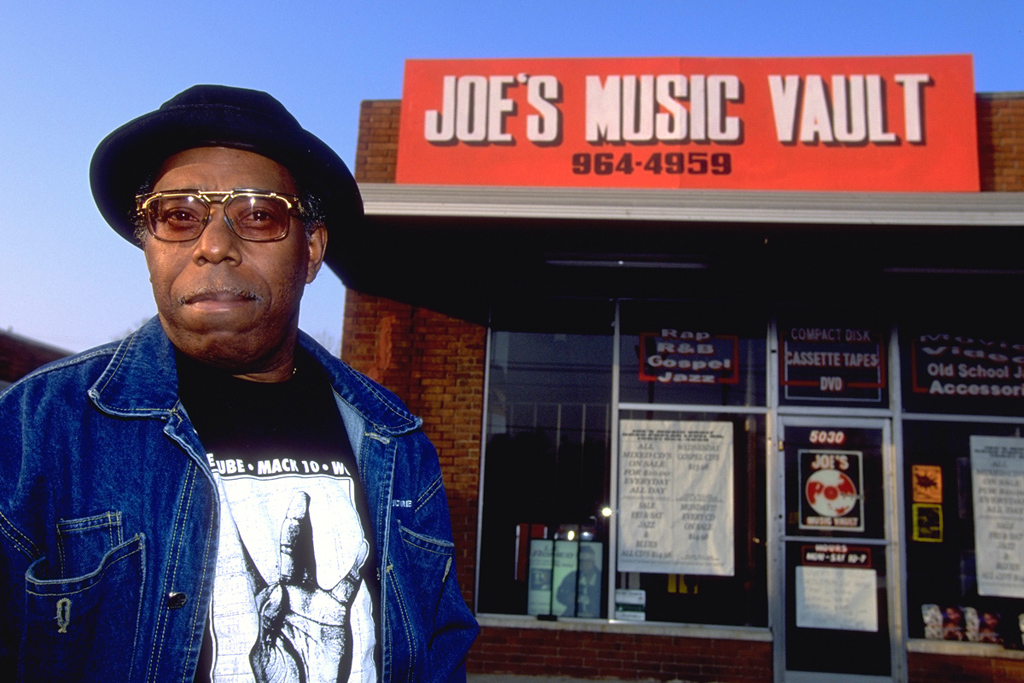Joe Crutcher | Joe's Music Vault | Louisville, Kentucky