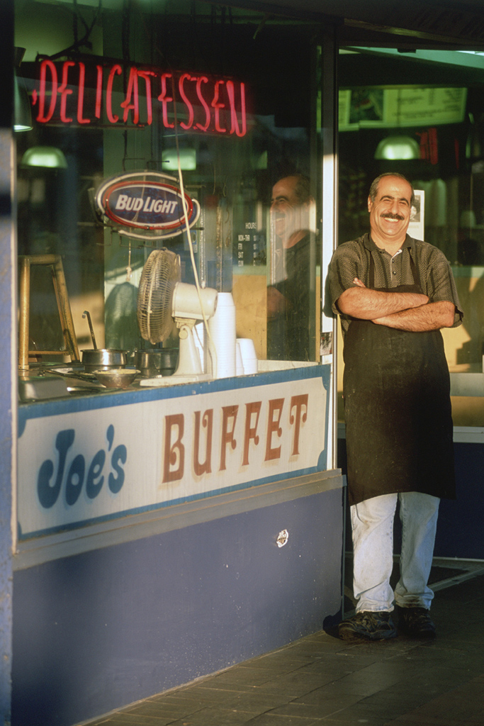 Joe Ziadeh | Joe's Buffet | Fairfield, California