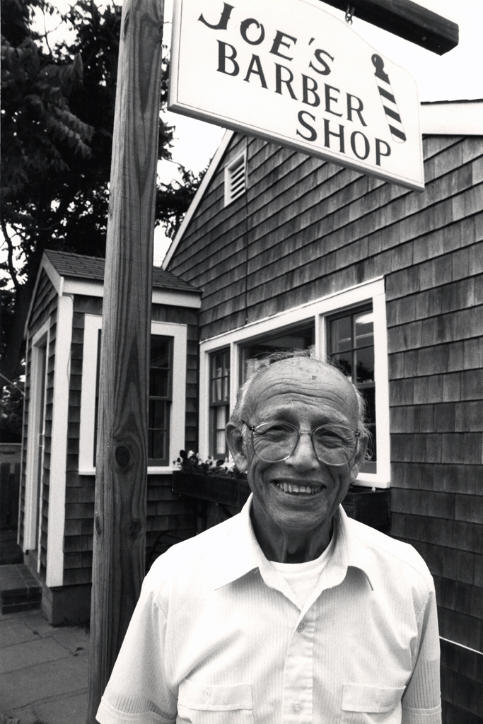 Joe Souza | Joe's Barber | Nantucket, Massachusetts