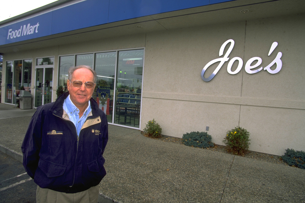 Joe Woodrack | Joe's Chevron | Richlawn, Washington