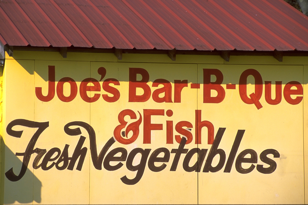 Joe's Bar-B-Que & Fish