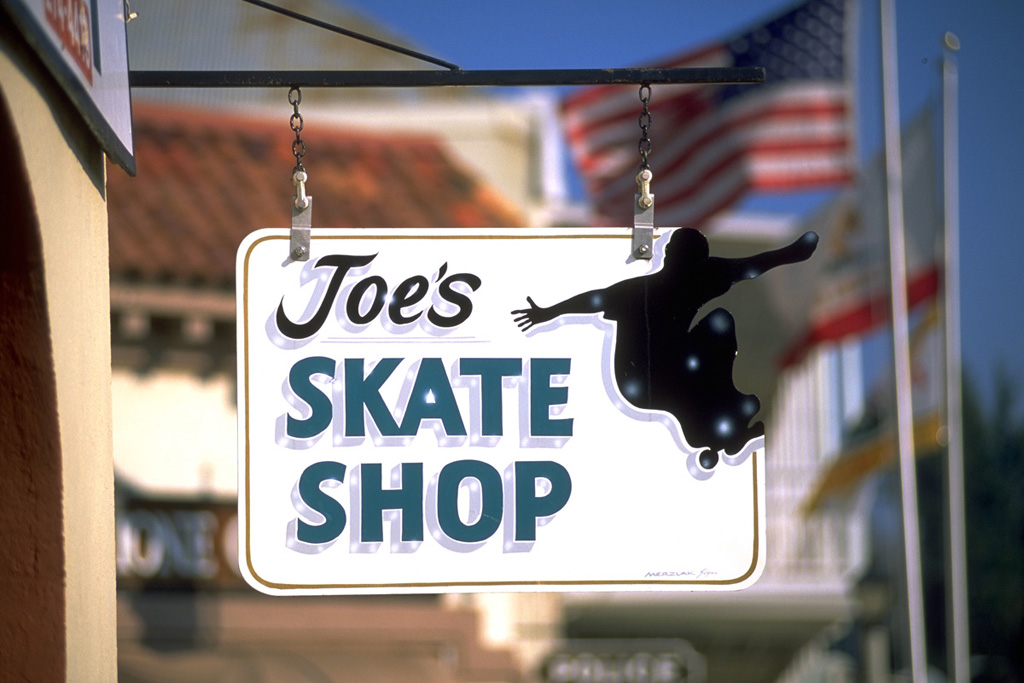 Joe's Skate Shop | Ione, California