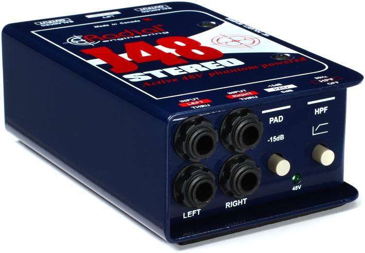 Radial J48 Stereo