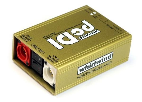 Whirlwind PC-DI