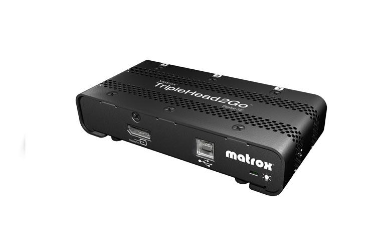 Matrox T2G-DP3D