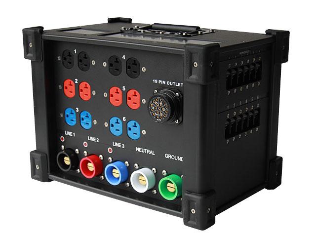 Indu-Electric Distro Cube