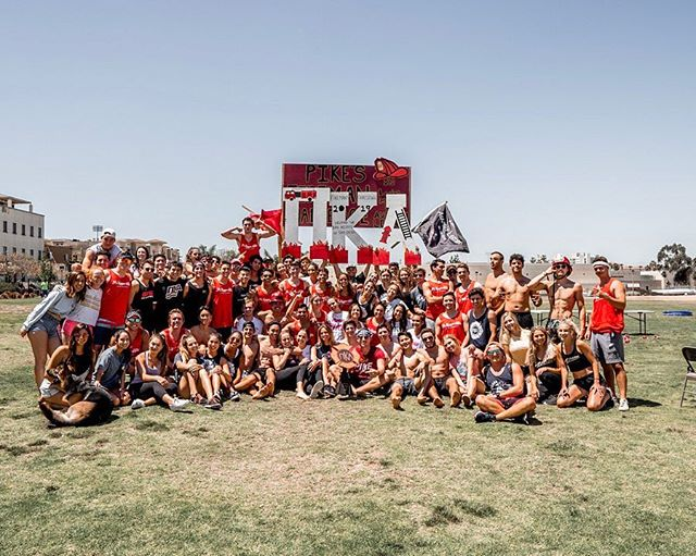 Big thank you to everyone that participated in our annual Pike's Fireman Challenge and supported the Burns Institute of San Diego!! Let's bring this heat again next year 🔥🚒