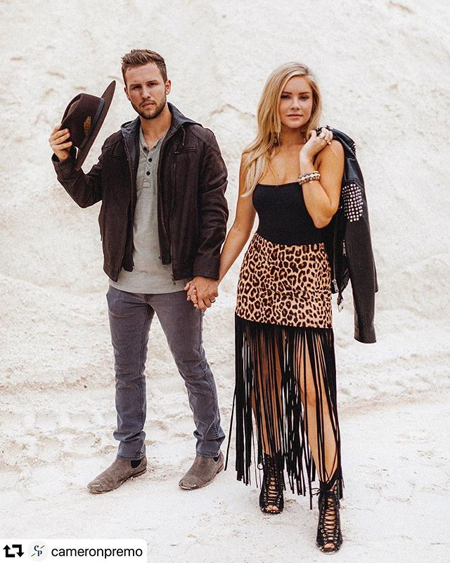 Smoke show is right!!!! 🔥🔥🔥🔥@hunterpremo @cameronpremo styling by @juliandjeri // photo by @brasspennyphotography