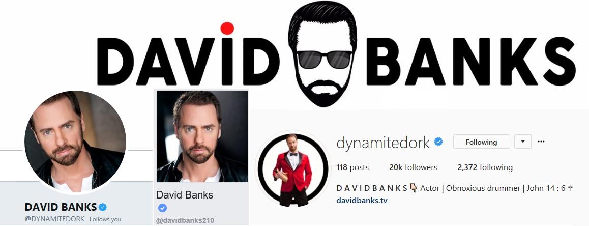 David Banks aka Dynamite Dork
