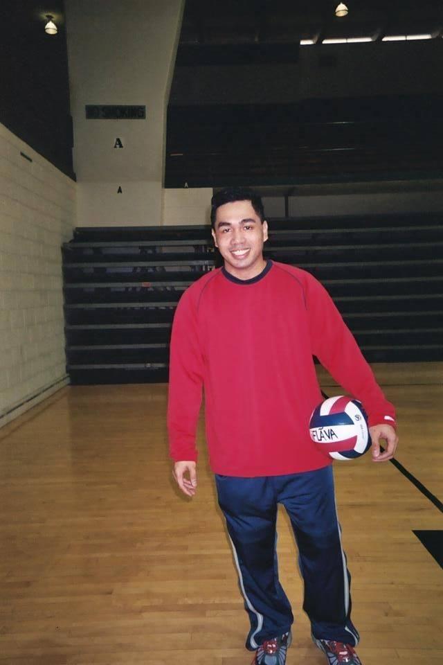 MJ Tamondong Volleyball Profile