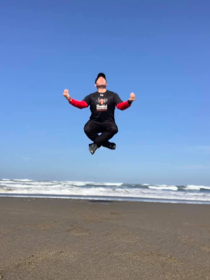 Michael James Tamondong aka Sixp8ck Shredded Beyond ABSolute Passion