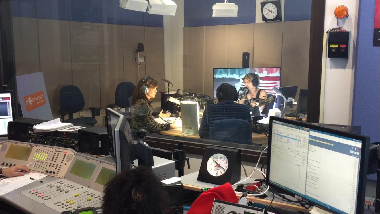 FR - Radio-Canada, Les Malins avec Jhade Montpetit -  Luminothérapie  | 2016 12 17