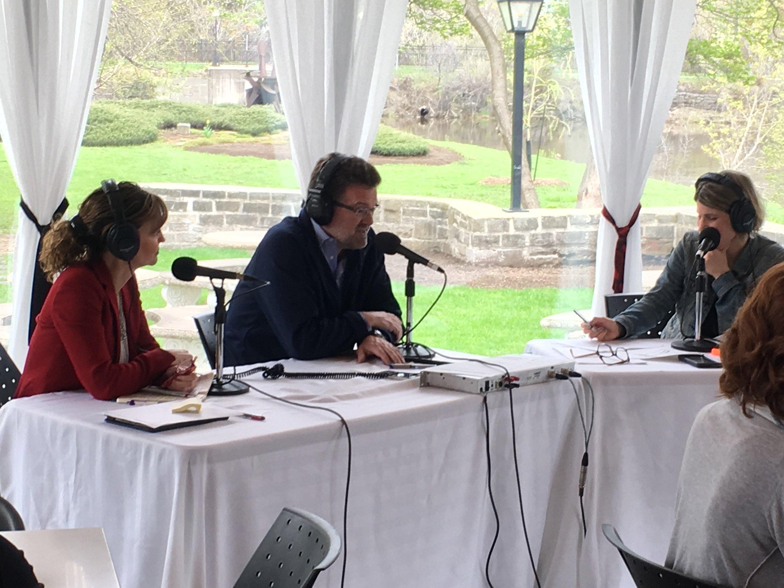 FR - Les Malins avec Jhade Montpetit (et le maire de Gatineau Maxime Pedneaud-Jobin), Radio-Canada Ottawa-Gatineau -  Inondations et santé mentale  | vers 8h15 | 2017 05 13