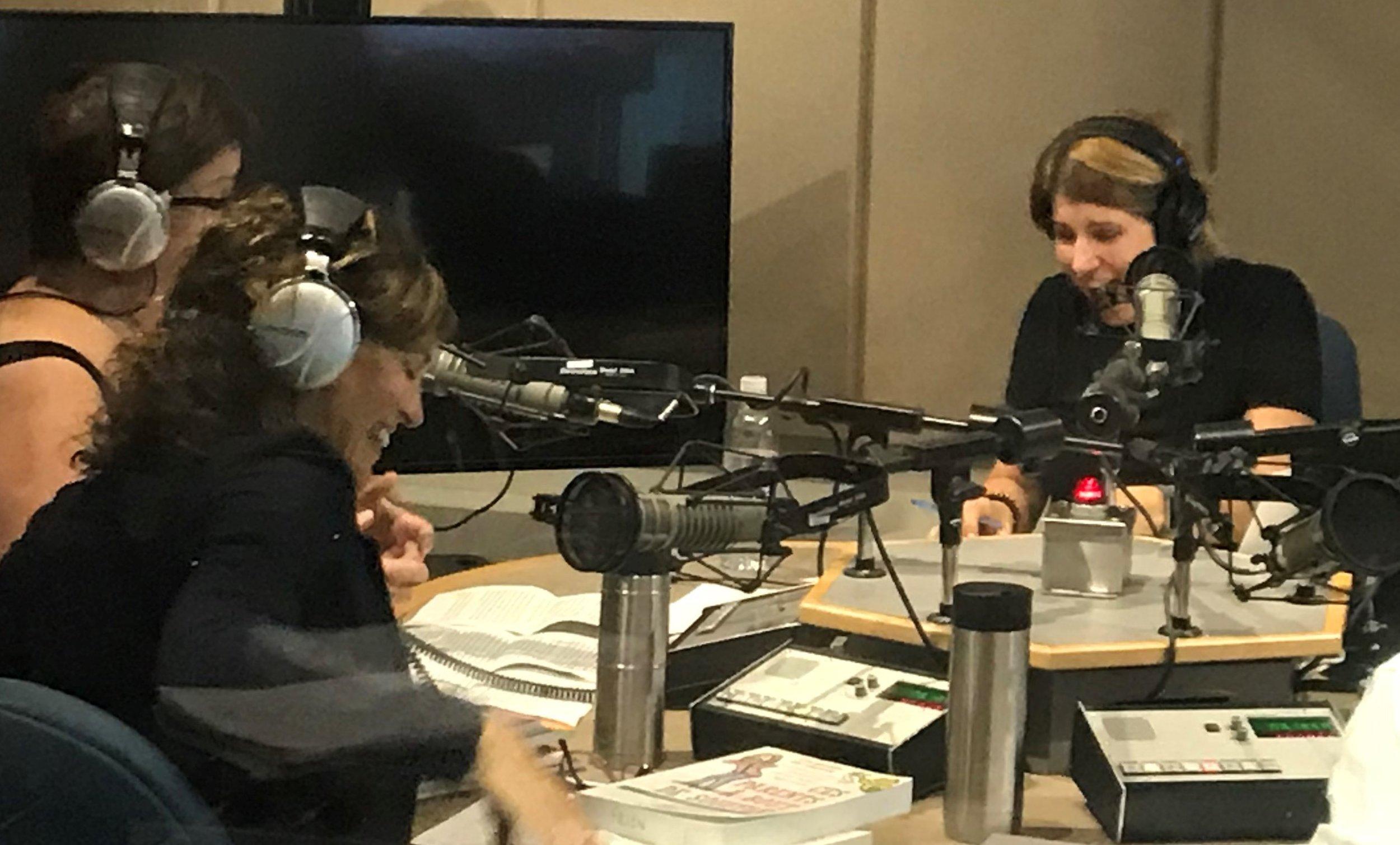 FR - Les Malins avec Jhade Montpetit, Radio-Canada Ottawa-Gatineau -  Rentrée et zénitude  | 2018 08 25