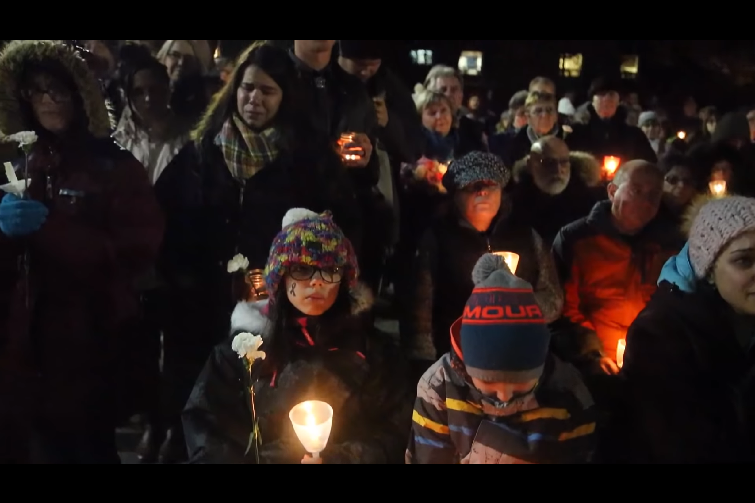 EN - The Citizen -  Vigil in Alexandria for Slain Mother  | 2018 10 24