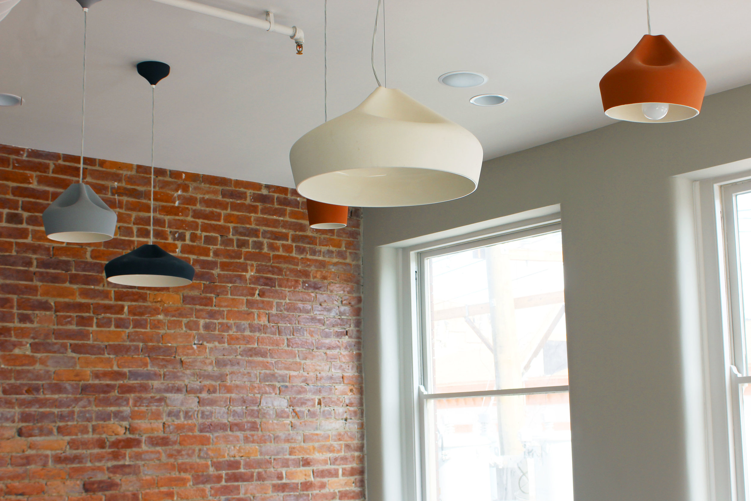 All Globe lighting compliments of  S  witch  Lighting (on Vine).Check them out.