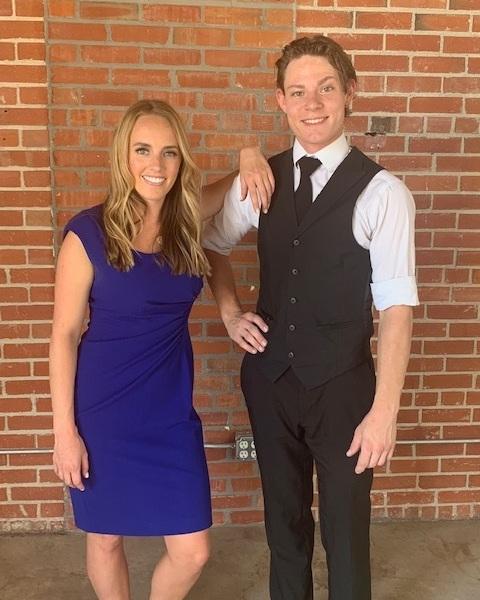 Taylor Wirtz - K2TV Wyoming's News Leader David Hamilton - Wyoming Dance Arts