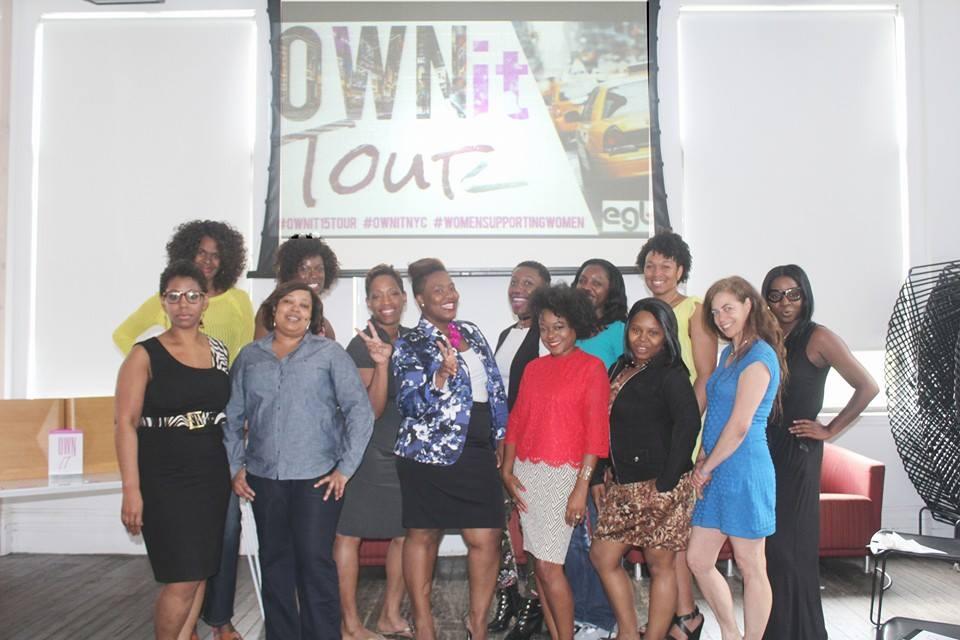 own it tour