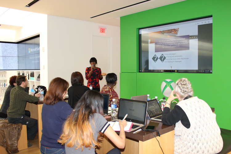 The Microsoft Store Presentation