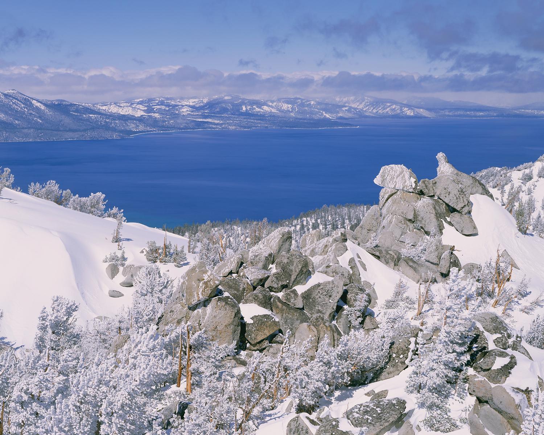 Sky View Detail, Heavenly, Lake Tahoe