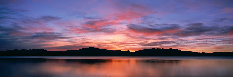 Tahoe Twilight, Edgewood, Lake Tahoe