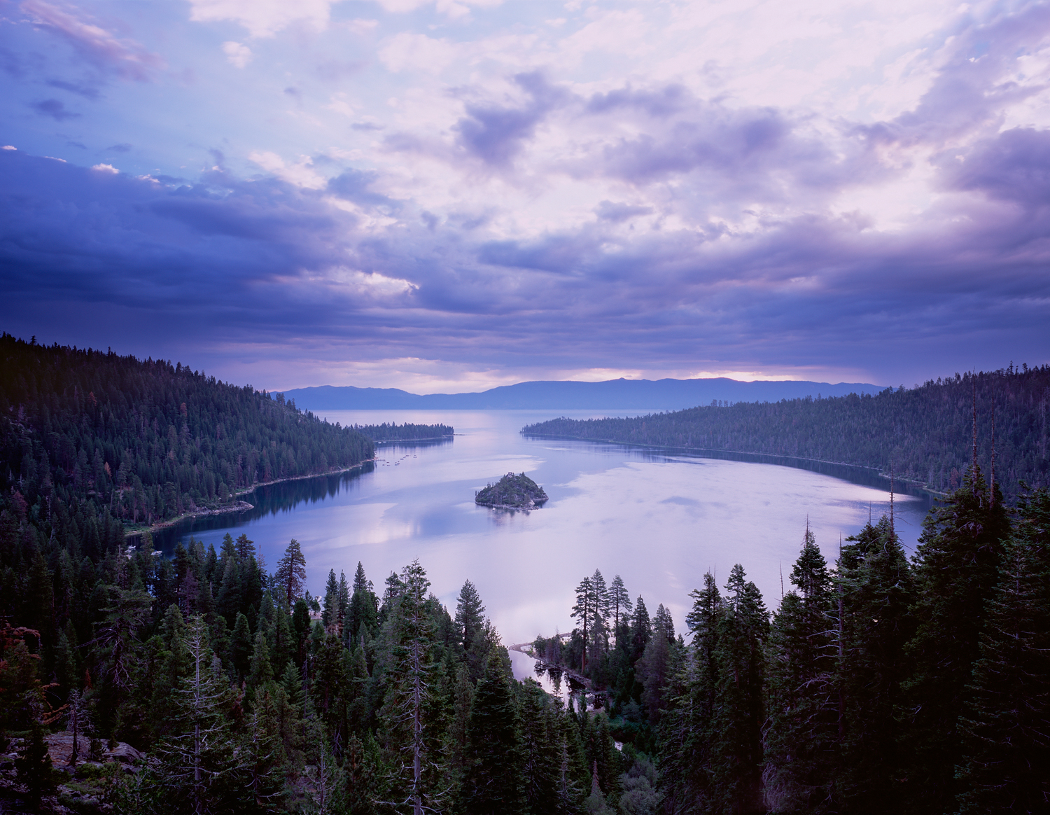 Morning Majesty, Emerald Bay, Lake Tahoe