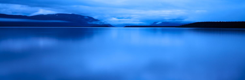 Alaskan Blue, Naknek Lake, Katmai, Alaska