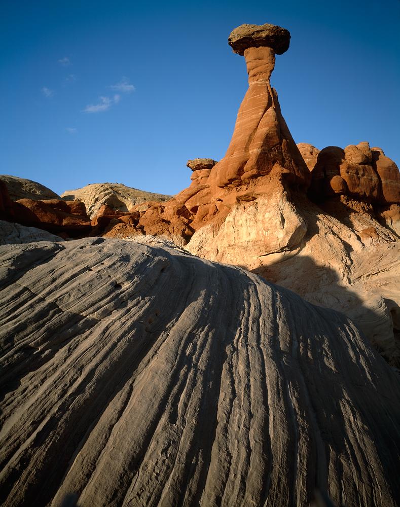 Hoodoo, Grand Staircase Escalante National Monument, Utah