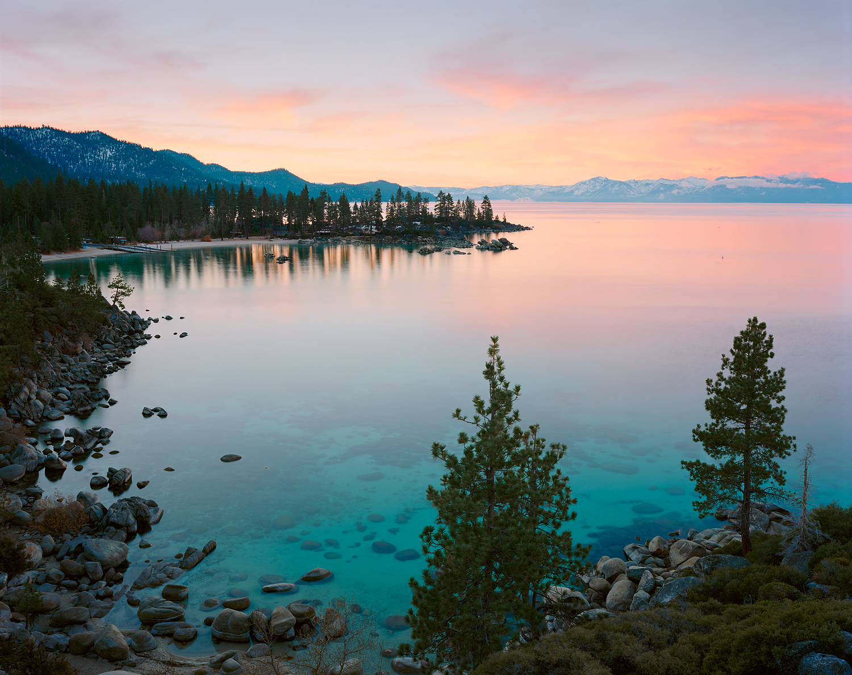 Sand Harbor Overlook, Lake Tahoe