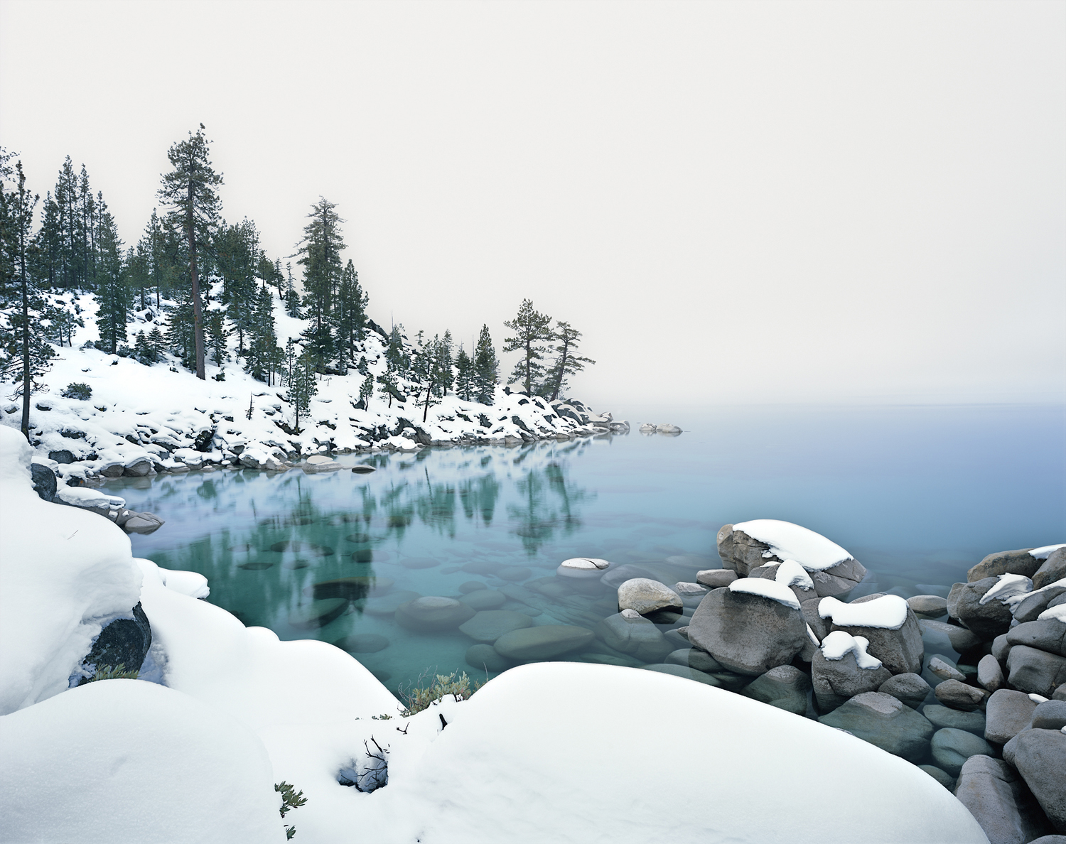 Winter Blanket, Lake Tahoe