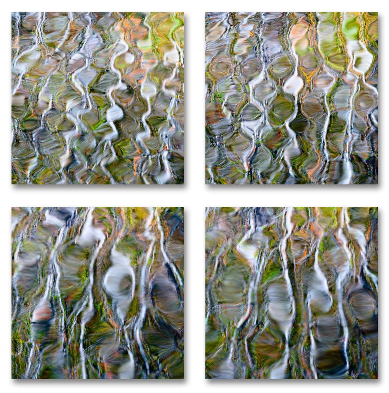 Wavy Reflections, Natural Gems Grouping
