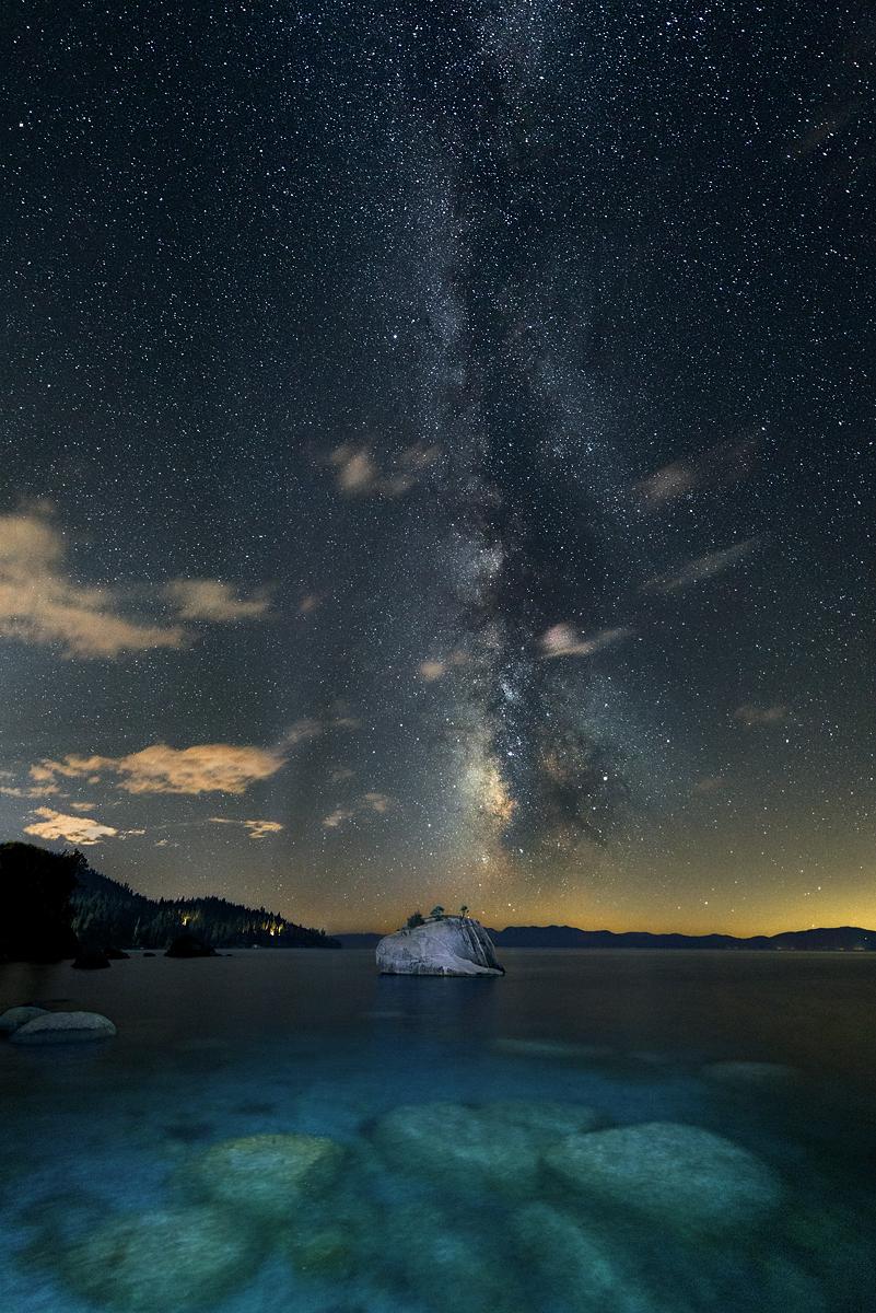 """""""Tahoe Night Light"""""""