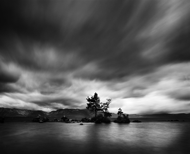 Copy of Zephyr Evening, Lake Tahoe