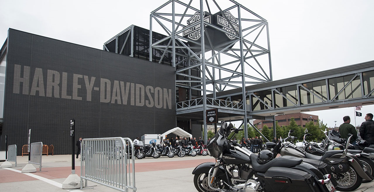 Milwaukee is also known as Harley Davidson HomeTown.