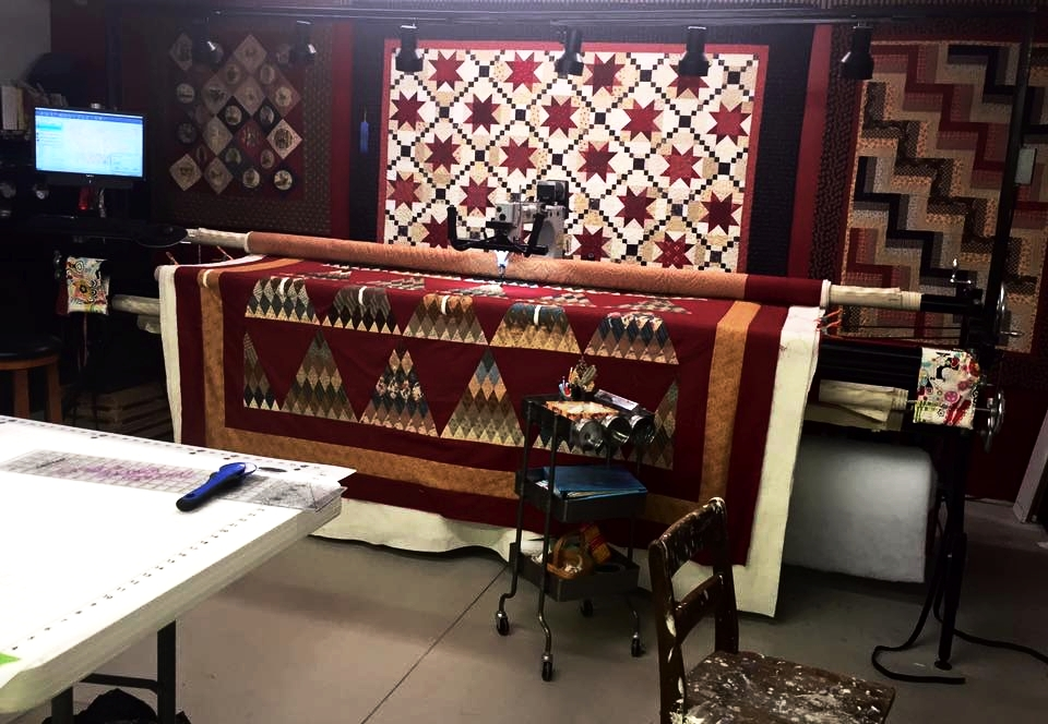 Custom Longarm Quilting and Creations