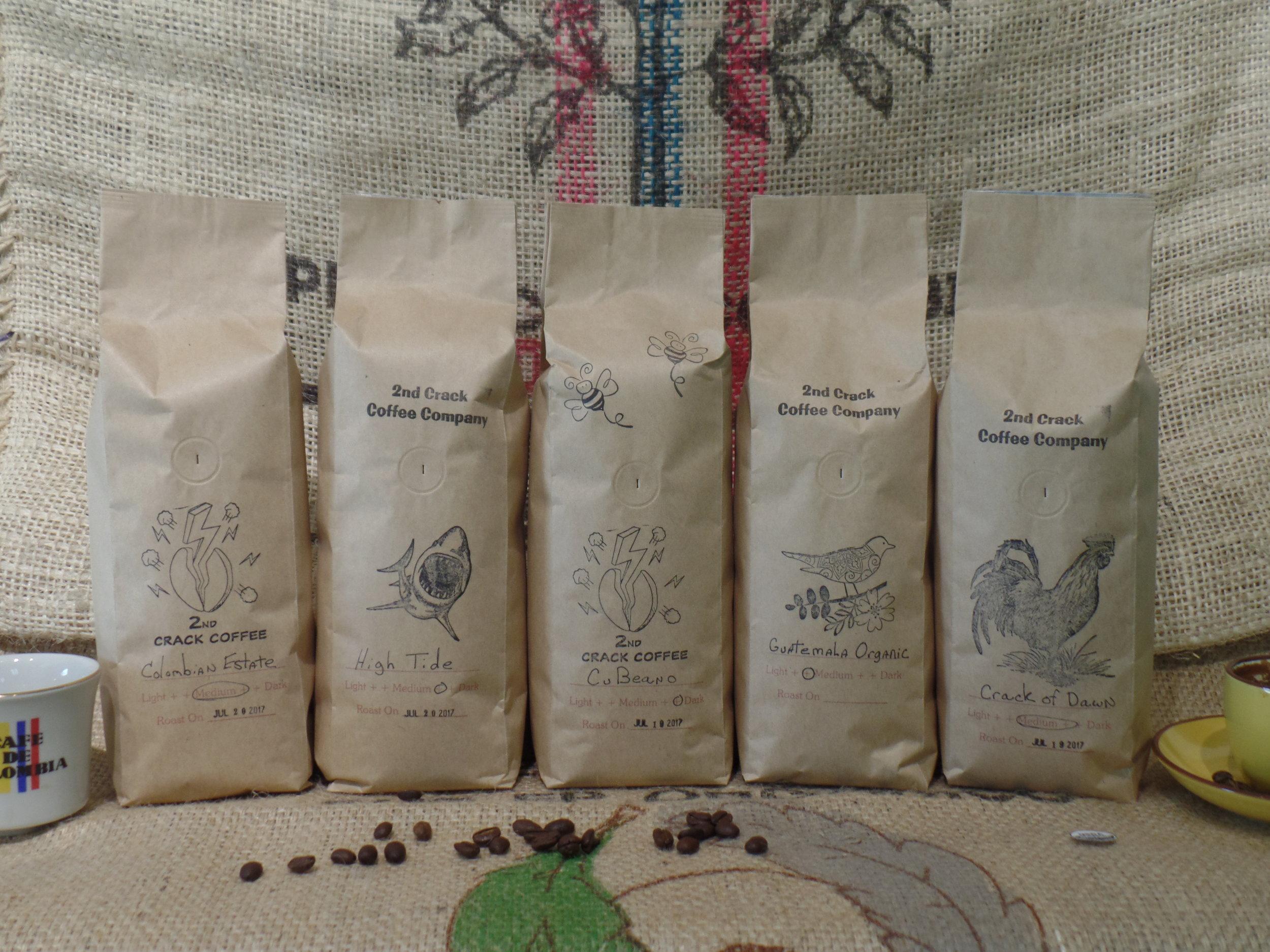 Farmers Market, Online Farmers Market, 2nd Crack Coffee, Artisan Coffee Brand