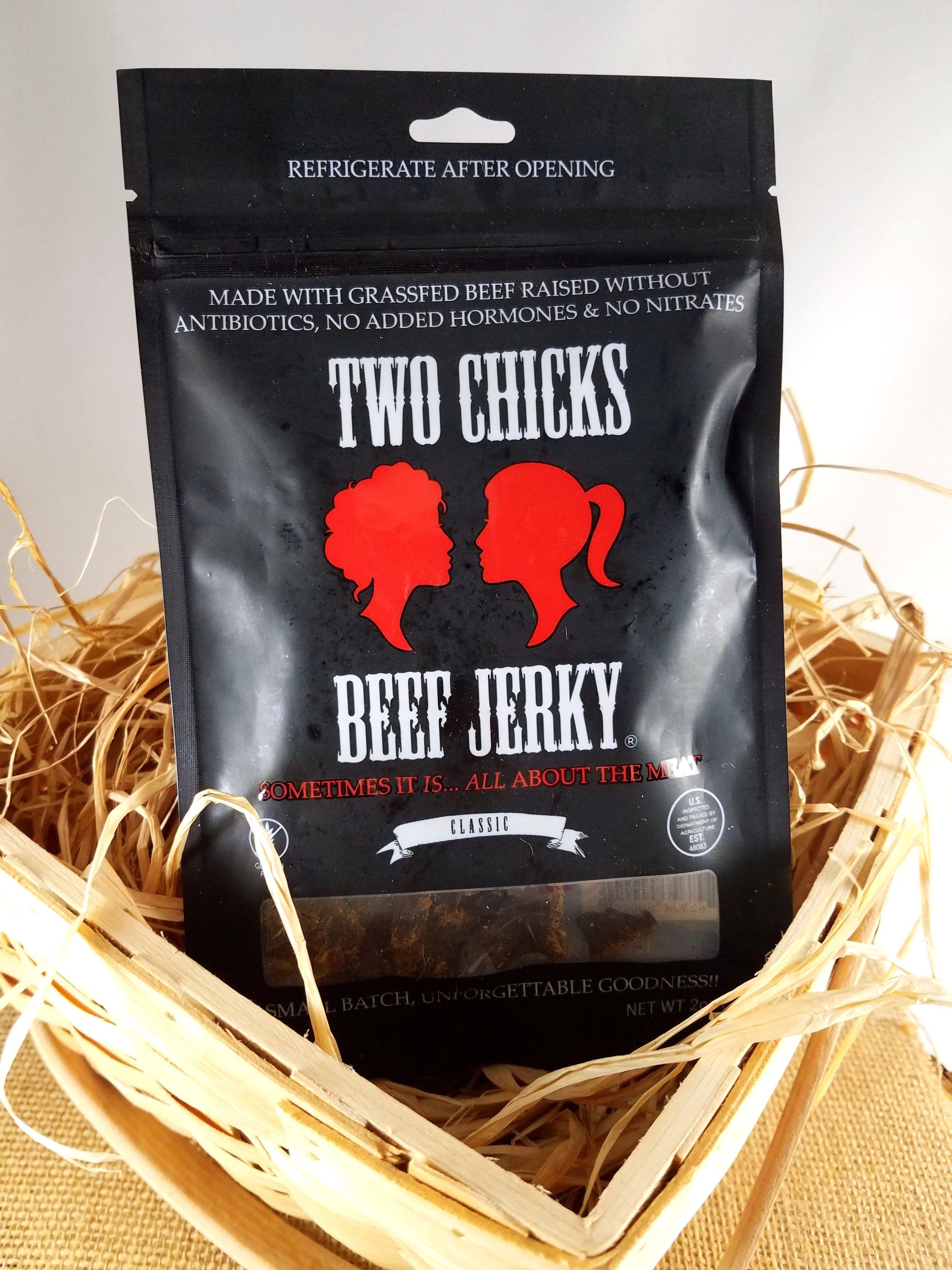 Farmers Market, Online Farmers Market, Two Chicks Beef Jerky
