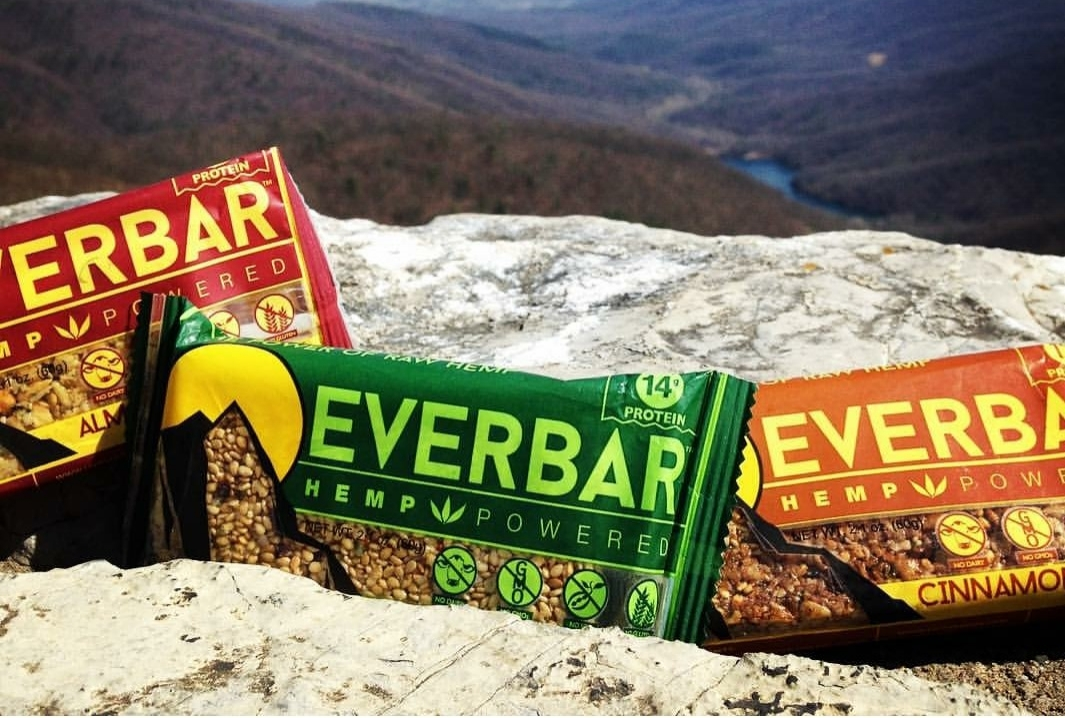 Ever Bar, Hemp Snack Bars, Healthy, non gmo, gluten free snack item, Online Farmers Market