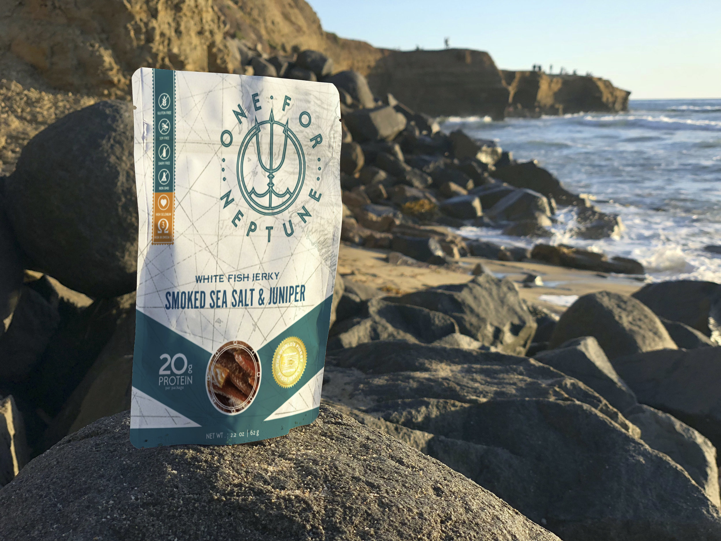 One For Neptune, Fish Jerky, Jerky Online, Keto Snacks, Gluten Free Snack Options, Online Farmers Market