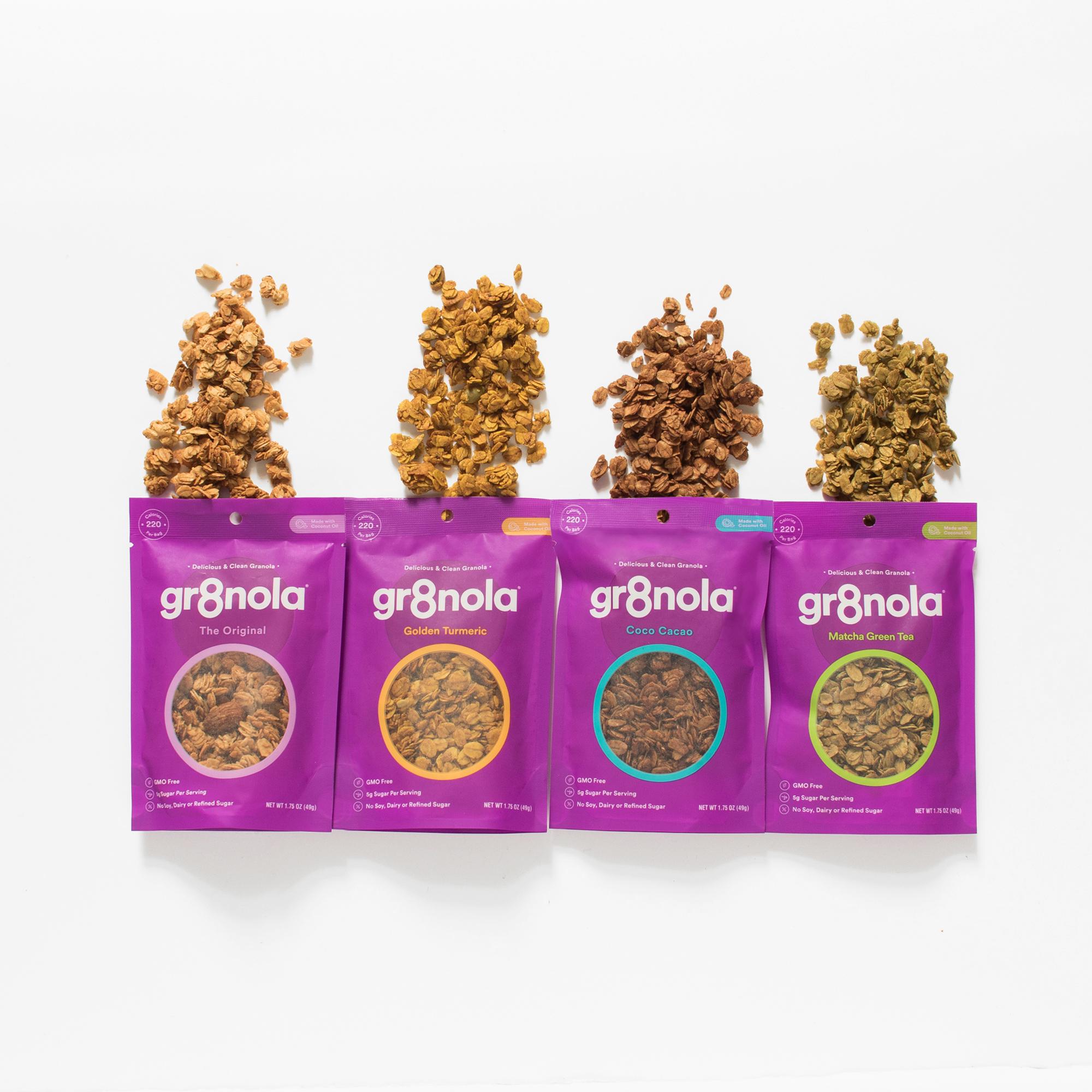 gr8nola granola, best granola, vegan, non gmo granola brands, online farmers market