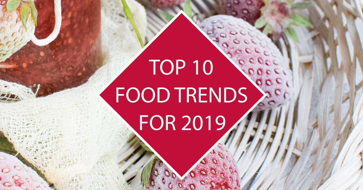 Pinterests top food trends of the year. Including oat milk, homemade jam, grazing tables and more.